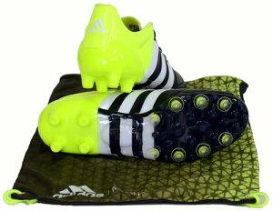 エース15.1-ジャパンHGLE【adidas】アディダス●サッカースパイク15FW(B32815)