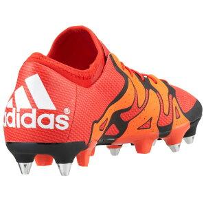 エックス15.1SG【adidas】アディダス●サッカースパイク15FWA&X-S(S83168)※46