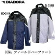 DDNA フィールドハーフコート【DIADORA】ディアドラ サッカー ●ハーフコート16FW(FD6150)*68