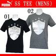 SS TEE (メンズ)【PUMA】プーマ ● 半袖Tシャツ(571017)*52