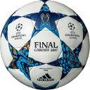 UEFAチャンピオンズリーグ16-17 フィナーレカーディフ キャピターノ【adidas】アディダス 4号球 サッカーボール 17SS(AF4400CA)*20
