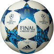 UEFAチャンピオンズリーグ 2016-2017 決勝トーナメントレプリカ フィナーレフットサル【adidas】アディダス フットサルボール17SS(AFF4400CA)*20