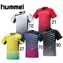 HPFC-テクニカルプラクティスシャツ【hummel】ヒュンメル サッカー プラクティスシャツ17SS(HAP1126)*00