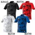 KIDS RENGI グラフィックトレーニングジャージー 半袖2【adidas】アディダス サッカー ジュニアプラシャツ 17SS (NDV49)*20