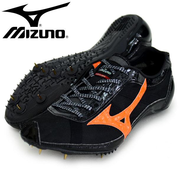 クロノオニキスSP 限定品【MIZUNO】ミズノ 陸上スパイク 短距離用17SS(U1GA170054)*22:ピットスポーツ