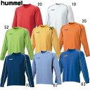 ピットスポーツ 楽天市場店で買える「長袖プレゲームシャツ【hummel】ヒュンメル ● サッカーウェア(HAG2013)*84」の画像です。価格は599円になります。