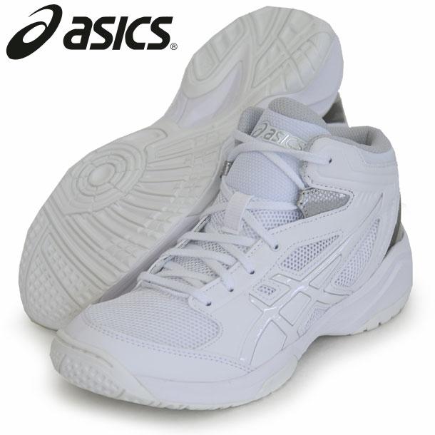 DUNKSHOT MB 8【ASICS】アシックス ●BASKETBALL FOOTWEAR JUNIOR SUPPORT18SS(TBF139-0101)*51