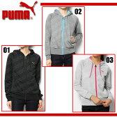 スウェットジャケット (WOMEN) - puma play time【PUMA】プーマ ●ライフスタイル ウェア レディース(512352)*73