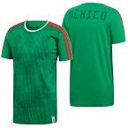 [アディダスフェアー対象商品]メキシコ代表 Tシャツ【adidas】アディダス サッカー Tシャツ18SS(EEF35-CF1691)*00