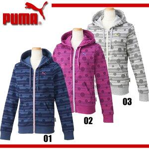 ILPAOPスウェットジャケット(WOMEN)【PUMA】プーマ●ライフスタイルウェアレディース(568813)