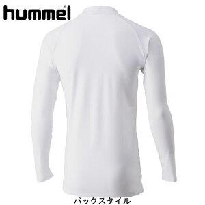 ジュニアあったかインナーシャツ【hummel】ヒュンメル●JRサッカーインナーシャツ(HJP5133)