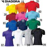 ハーフスリーブ インナーシャツ【diadora】ディアドラ ●サッカーインナーシャツ(fp0306)*57
