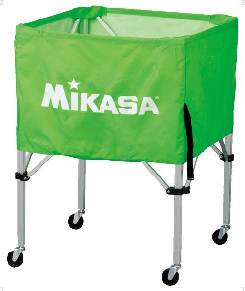 ボール籠 箱型【MIKASA】ミカサ学校機器 mikasa(BCSPS)*20
