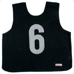 ゲームジャケット レギュラーサイズ BLK【MIKASA】ミカサマルチSP11FW mikasa(GJR2BK)*20