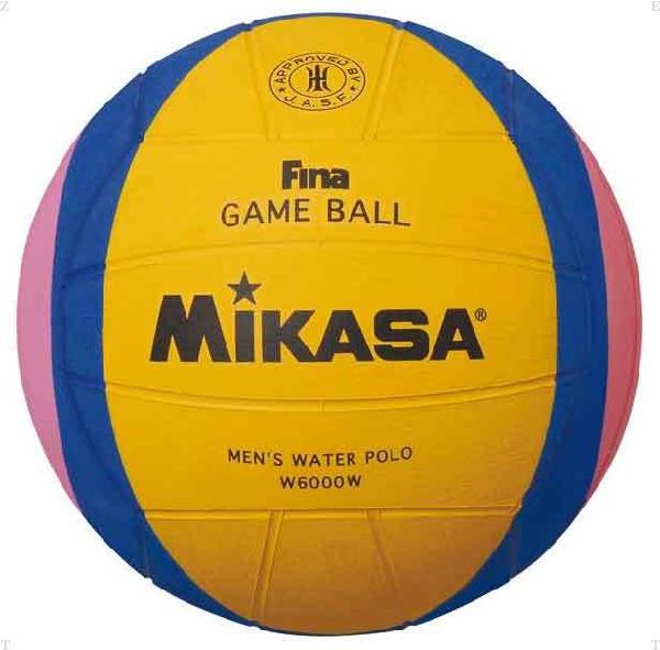 国際公認球、男子 黄 青 P【MIKASA】ミカサスイエイ mikasa(W6000W)*20