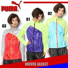 ウーブンジャケット (WOMEN) FAAS【PUMA】プーマ 陸上 ランニング ウェア レディース(51...