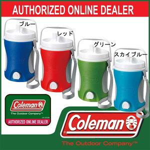 ジャグ1ガロン【coleman】コールマンジャグ水筒13SS(20000104-52/53/54/55)<発送に2〜5日掛る場合が御座います。>