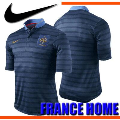 【68%OFF】フランス代表 2012 S/S オーセンティックホームジャージ【NIKE】ナイキ 特価レプリ...
