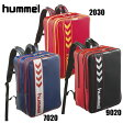 エナメルバックパック【hummel】ヒュンメル ●エナメルバックパック リュック 14SS(HFB3003)*59