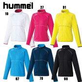 レディースウォームアップジャケット 【hummel】ヒュンメル ●ウェア (hlt2001)*84