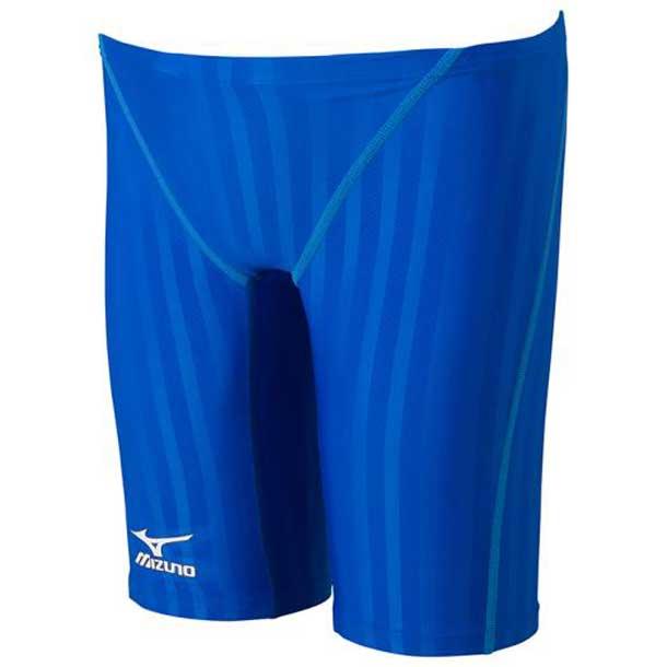 ハーフスパッツ(27ブルー)【MIZUNO】ミズノスイム競泳水着ストリームアクセラ(N2MB6021)