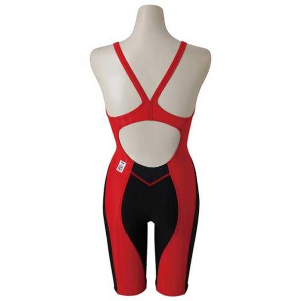 【FINA承認ラベル付】ハーフスーツFX-SONIC【MIZUNO】ミズノスイム競泳水着FX(N2MG7230)