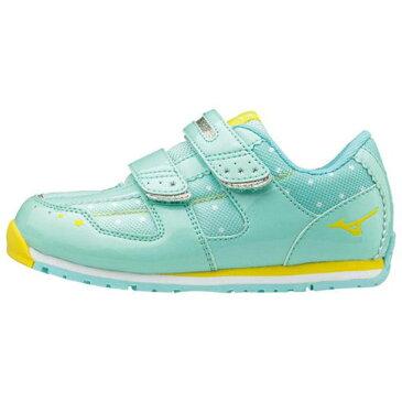 ビーズキララ3(キッズシューズ)【MIZUNO】ミズノミズノの子ども靴 キッズ(サイズ:16〜22cm)(K1GD1735)*28