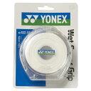 ウェットスーパーグリップ5本パック(5本入)【Yonex】ヨネックステニスグッズソノタ(AC1025P-011)*20