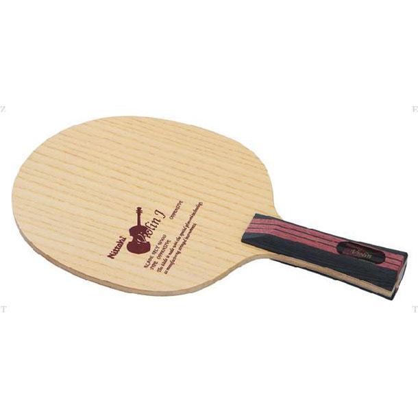 バイオリンJ FL【Nittaku】ニッタク タッキュウシェークラケット(NE6869)*20