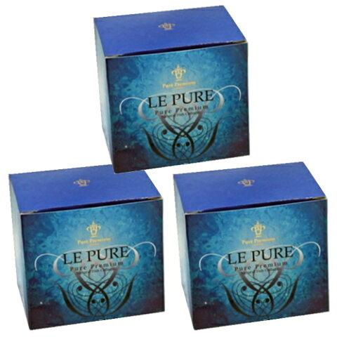 3個セット ルピュール (ル・ピュール/LE PURE) 高純度生サプリ 飲むコラーゲン 天然フィッシュ コラーゲン