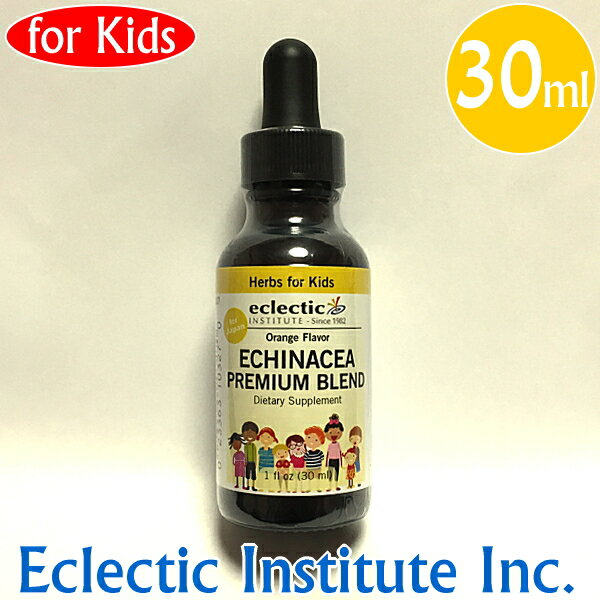 ★ children for ★ Eclectic Institute Inc.( eclectic ) Kids Echinacea (echinacea kids) and Word of mouth tincture 30 ml recommended • reliable and safe herbal supplements