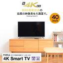 PIXELA(ピクセラ) VMシリーズ 40V型 4K Smart TV (PIX-40VM100)