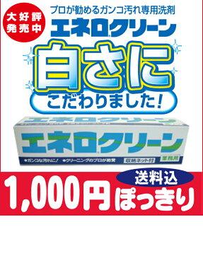 【ポッキリ価格_spsp1304】1000円 ぽっきり 送料込!エネロクリーン1本