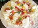 モッツァレラとミートソースのPIZZA(ピザ)0127アップ祭5