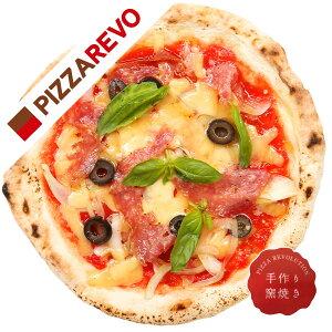 【ミラノデラックス】PIZZAREVO、ピザレボ、オリジナルピザ、ナポリピザ、冷凍ピザ、ミックスピ...