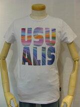 【40%OFF】【ウザリス】【半袖】【Tシャツ】【SALE】送料無料】【USUALIS】【セレクト】