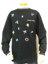 【30%OFF】【バーニヴァーノ】【長袖】【Tシャツ】【大きなサイズ】【LL】【SALE】【送料無料】【BARNIVARNO】