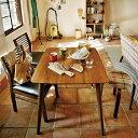 ダイニングテーブル ダイニングテーブル 木製テーブル 木製ダイニングテーブル 食卓テーブル 食卓 机 つくえ 食卓机 テーブル 4人掛け 四人掛け 長方形 四角 木製 天然木 ウッド シンプル モダン ナチュラル おしゃれ カントリー風 カフェ 飲食店 幅120cm 2
