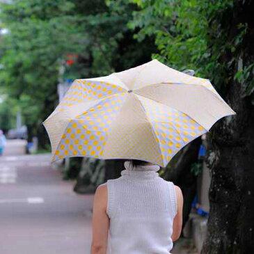 折りたたみ 雨傘 ユニセックス DiCesare Designs ディチェザレ デザイン 『パンプキンブレラ スーパーミニ ダブルドット』 傘 晴雨兼用傘 かさ カサ 日傘 umbrella 婦人傘 デザイン傘 折りたたみ傘 紳士用傘 メンズ メンズ傘 レディース おしゃれ かわいい プレゼント
