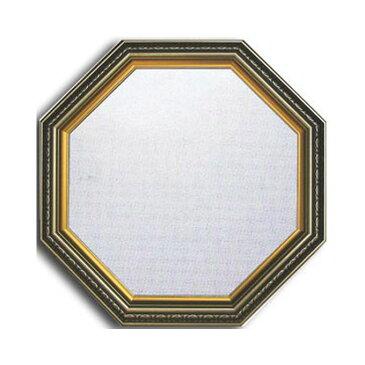 『ミラー Huit Mirror』 かがみ ミラー 鏡 フレームミラー 壁掛け鏡 壁面ミラー 木製ミラー 壁掛けミラー おしゃれ かわいい 可愛い 八角形 壁掛け式 アンティーク調 玄関 リビング 木製 シンプル ギフト 贈り物 プレゼント 天然木
