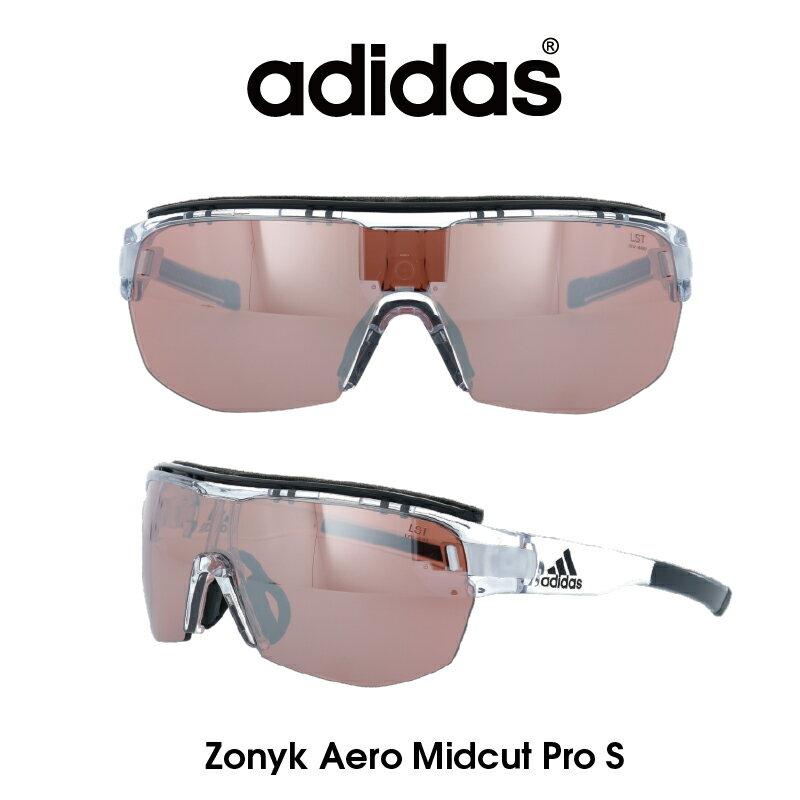 眼鏡・サングラス, サングラス Adidas () Zonyk Aero Midcut Pro S AD11-75-1000-S LSTS UV