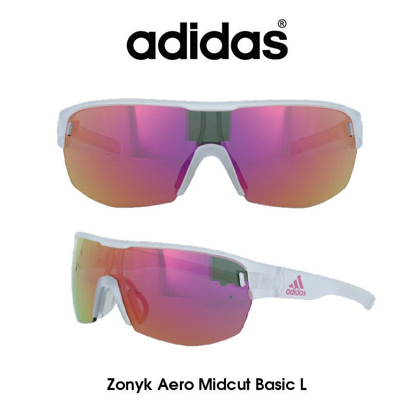 眼鏡・サングラス, サングラス Adidas () Zonyk Aero Midcut Basic L AD12-75-1200-L UV