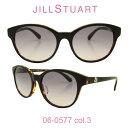2016年 国内正規品 ジルスチュアート サングラスJILL STUART(ジルスチュアート) 06-0577 カラー3 人気モデル UVカット キュート おしゃれ フェミニン