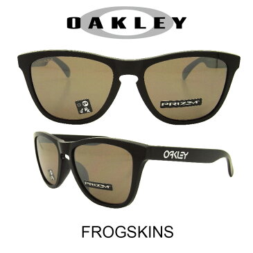 【国内正規品】(アジアンフィット)OAKLEY オークリー サングラス フロッグスキン ポリッシュドブラック/プリズムブラック 野球 ゴルフ(Sunglasses FROGSKINS 9245-6254 Polished Black/Prizm Black)