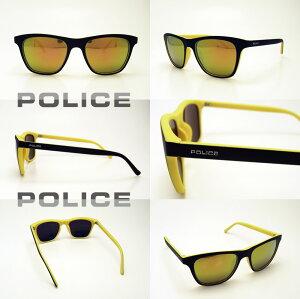 POLICE(ポリス)サングラスS1936M7VHC(7VHV)マットブラック&グリーンネイマール着用グローバルモデル国内正規品ポリスサングラス大人気ポリスUVカットサングラスドライブメガネ眼鏡