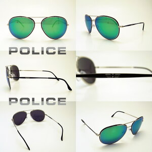 POLICE(ポリス)サングラスS8299Mネイマール着用グローバルモデル国内正規品サングラスメンズ大人気サングラスメンズサングラスティアドロップサングラスポリスuvカット