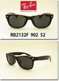 【国内正規品】メーカー保証書付きRayBan RB2132F 902 52 レイバン ウェイファーラー サングラス  レイバン ray ban サングラス UVカット レイバン  サングラス ウェイファーラー メガネ