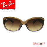 国内正規品 メーカー保証書付きRayBan RB4101F 860/13 レイバン サングラス JACKIE OHH