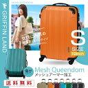 メッシュQueendom S(19)サイズ FK2100-1 グリフィンランド(GRIFFIN LAND)小型 スーツケース 機内持込可能