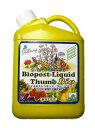 【あす楽対応】100%植物性液体肥料■バイオポスト・リキッドサムBio 1L〔無農薬栽培〕
